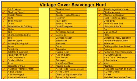 Vintage Golden Scavenger 2016-02-29