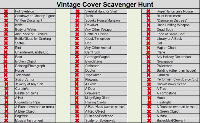 Vintage Silver Scavenger 2017-12-31